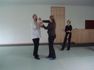 Aikido in Oase Kursen